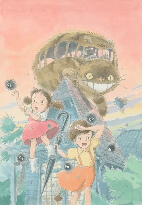 Ghibli Park to be previewed to the public before its 2022 opening