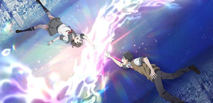 Toho announces new original anime movie, Kimi Wa Kanata