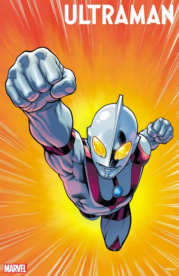 Marvel's Ultraman comics are coming in 2020