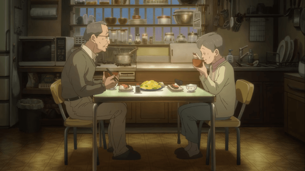 Marukome Animated Ad About Elderly Couple Brings Ninja Cutting Onions to Your Kitchen