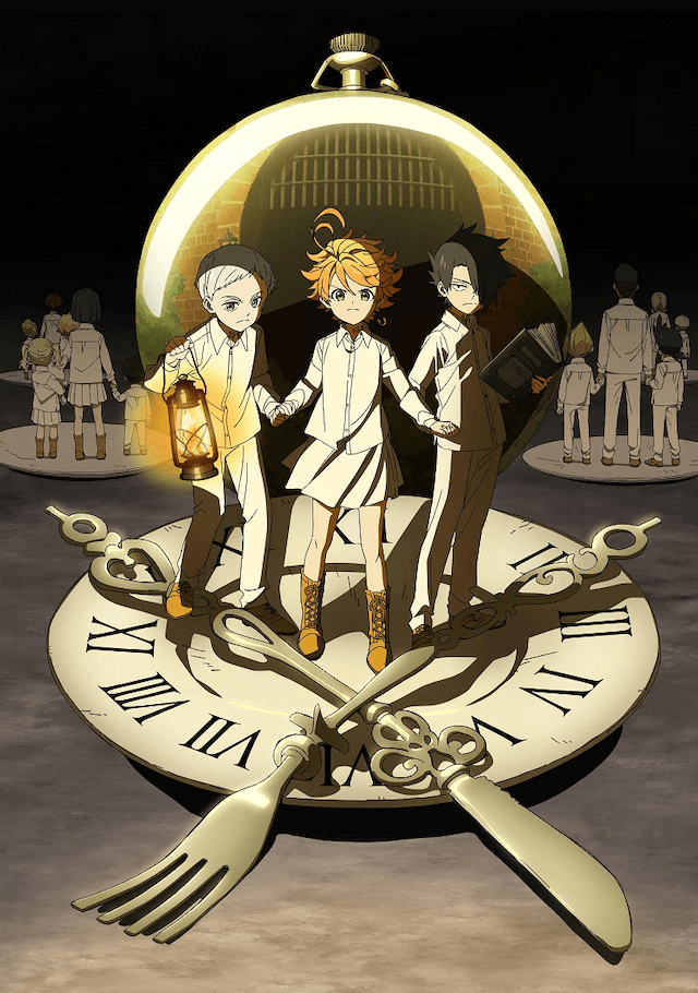 """Fuji TV Announces Delays for """"The Promised Neverland"""""""
