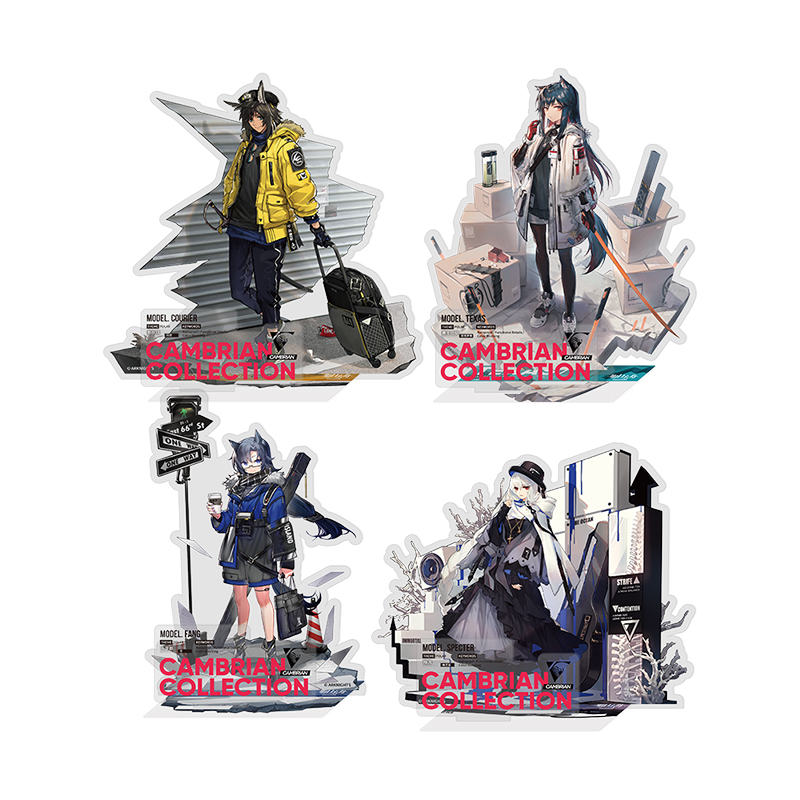Arknights-Cambmarian-Collection-Standee-明日方舟-寒武纪系列立牌