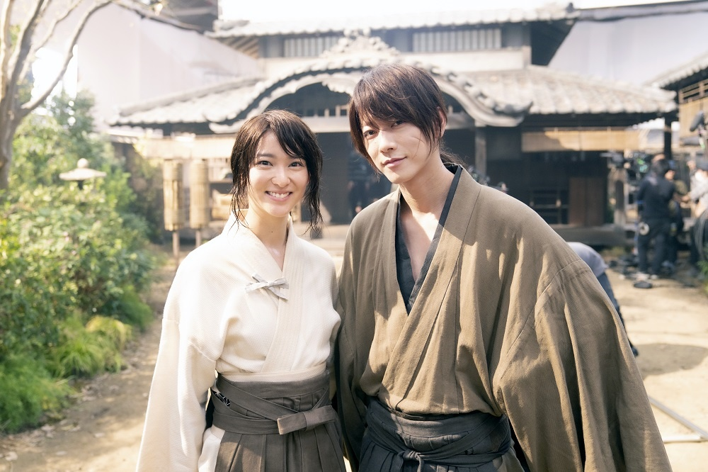 """Rurouni Kenshin: The Final / The Beginning"" Premiere Moved to May 2021"