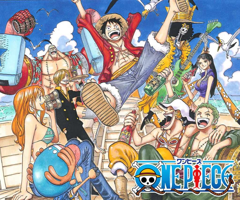 """Oda Allows Fan Artists to Earn from their """"ONE PIECE"""" Stamp Art on LINE Messaging"""