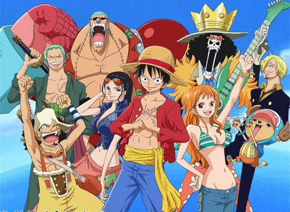 """ONE PIECE"" Sets Sail on NETFLIX 12th June!"