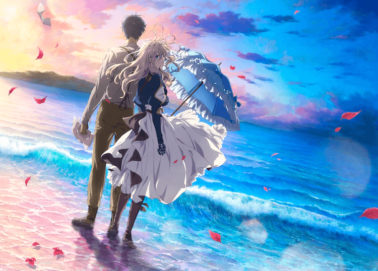 """New Trailer Out for """"Violet Evergarden The Movie"""""""
