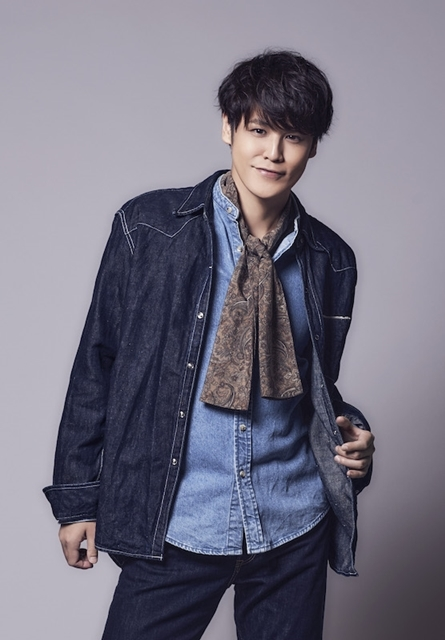 "Mamoru Miyano's 21st Single ""Transparent"" and Concert BD/DVD ""STREAMING!"" Out 26th May"