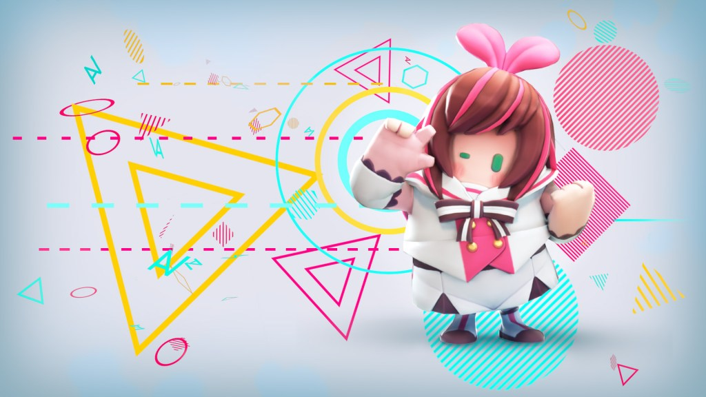 """Fall Guys: Ultimate Knockout"" Releases ""Kizuna AI"" Collaboration Skin!"