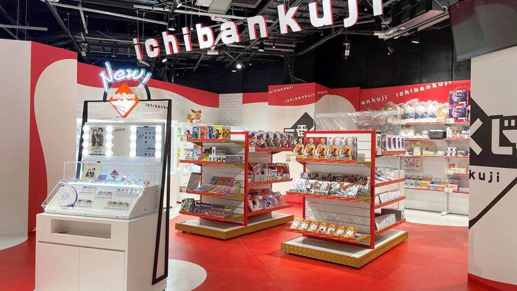 """""""Ichiban Kuji"""" Specialty Store Opens for the First Time in Tokyo!"""