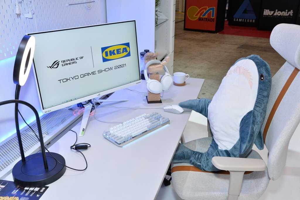 IKEA Exhibits at Tokyo Game Show Because Why Not?!