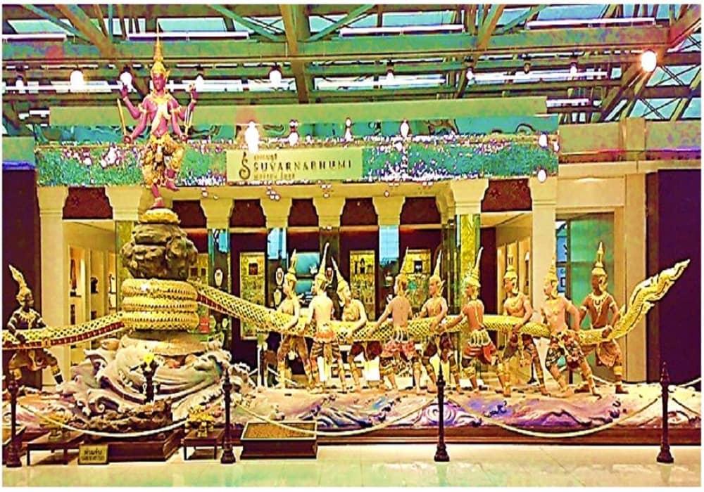 থাইল্যান্ডে জাতীয় প্রতীক গরুড়