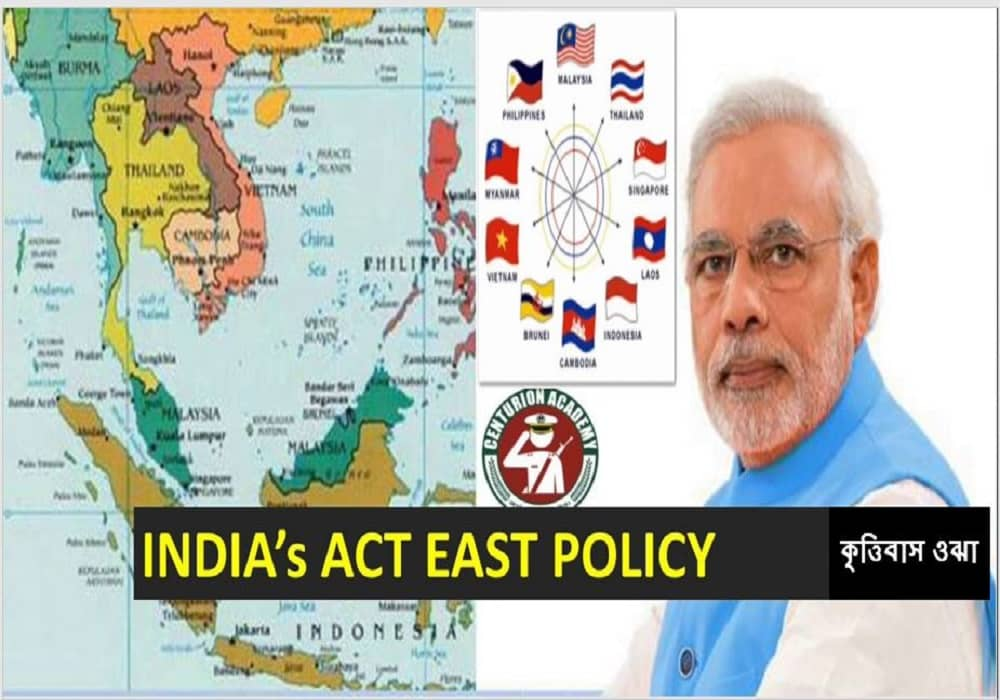 Act East' policy