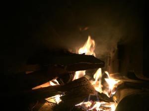 Monte flamme légère