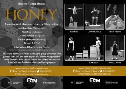 SoJo Designs Malvern A5 Programme Honey