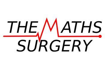 Maths Surgery Logo Malvern Worcestershire Website Design Digital Marketing