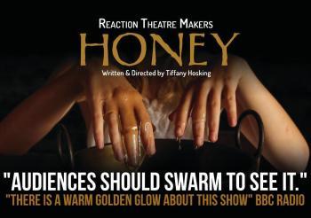 Honey 2018 A5 Flyer - Front