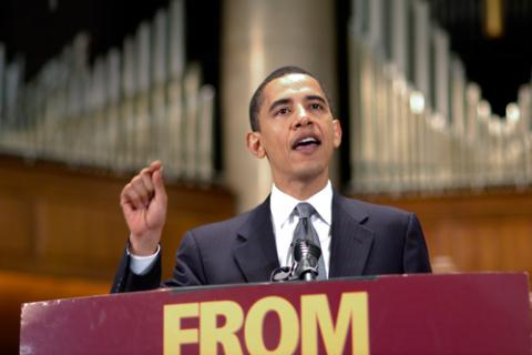 TRANSCRIPT: Obama's 2006 Sojourners/Call to Renewal ...
