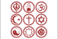Image result for interfaith symbol