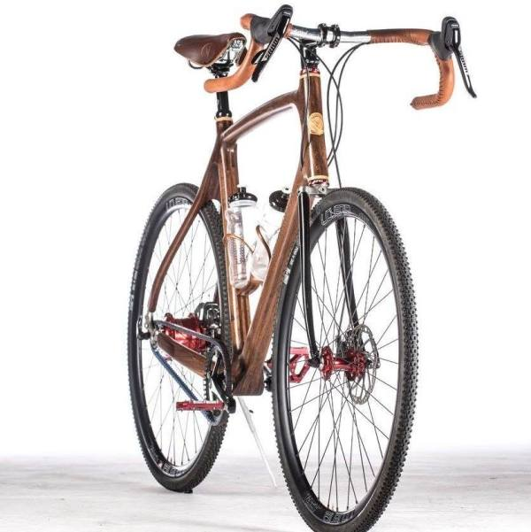 Sojourn Wooden Road Bike