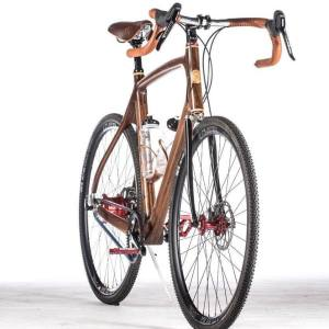 Wooden Bikes - Sojourn Wooden Road Bike