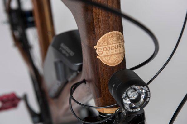 Sojourn Wooden E-bike