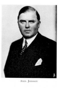 Axel Jonsson