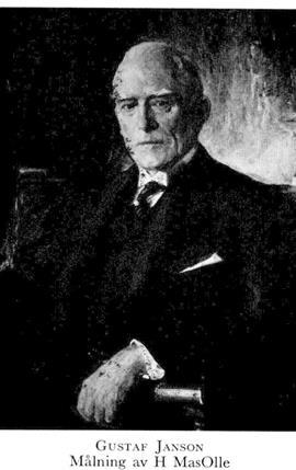 S Gustaf Janson