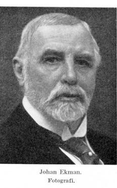 Johan E Ekman