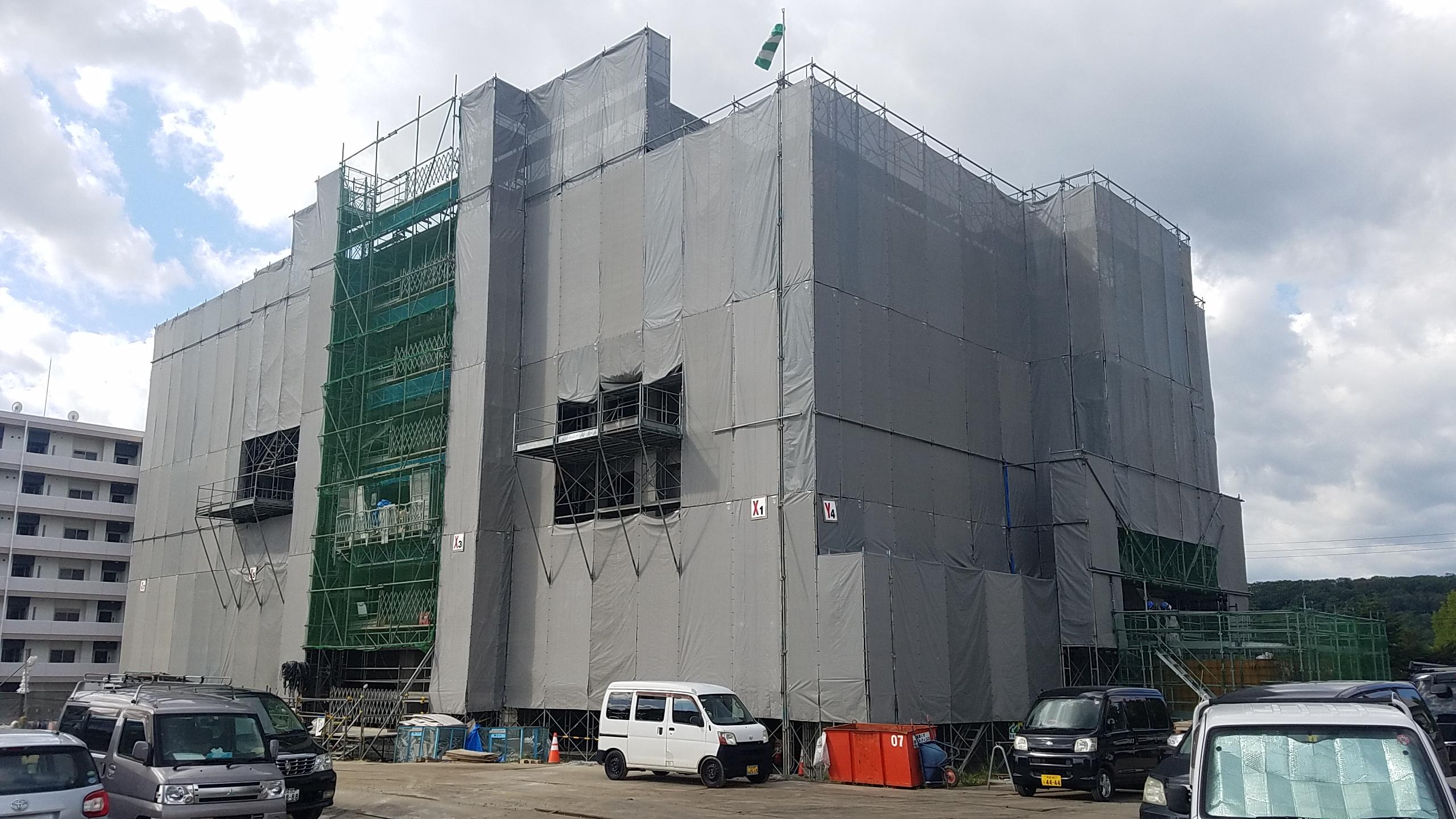 高森住宅 新築工事