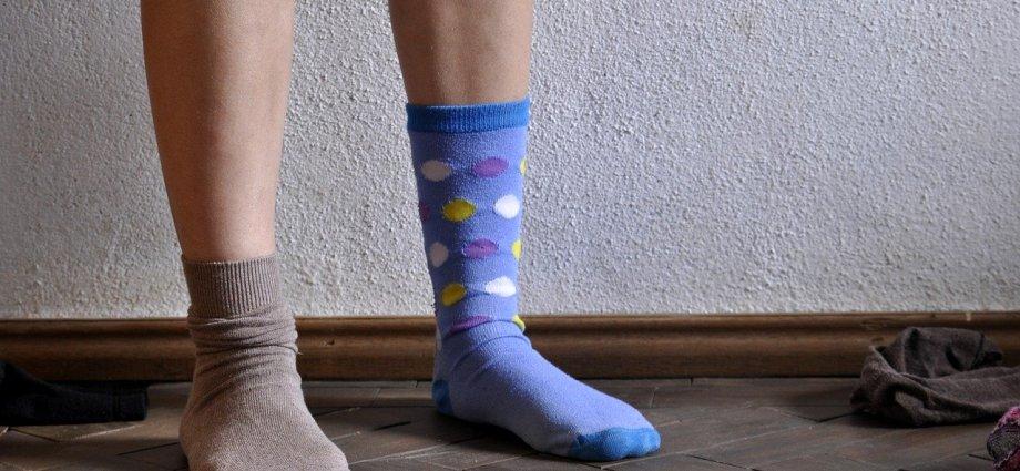 De sokken voor in de zomer