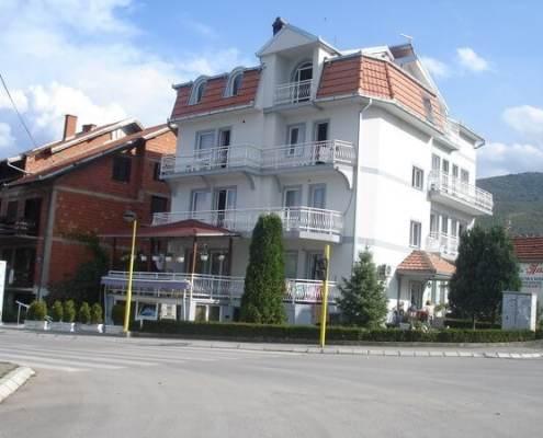 Vila Palma Sokobanja