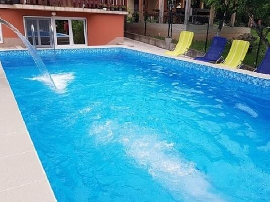Smeštaj u Sokobanji sa bazenom Vila Lukić