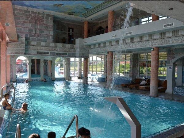 Smeštaj u Sokobanji sa bazenom Soko terme
