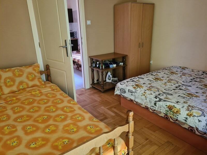 Apartman Kuzmanović u centru Sokobanje - spavaća soba