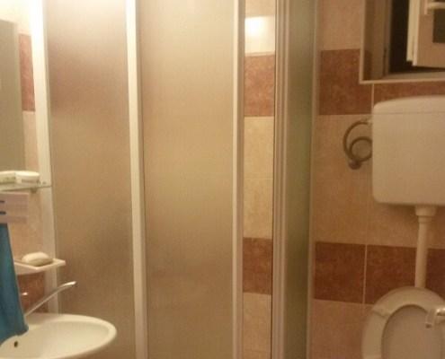 Apartman Kuzmanović u centru Sokobanje - kupatilo
