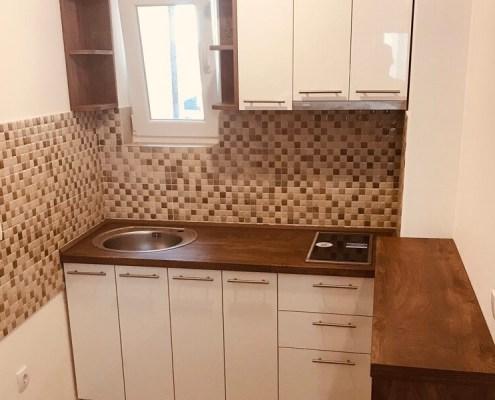 4P apartman Sokobanja - kuhinja
