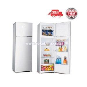 Hisense-Double-Door-Defrost-Refrigerator-270L