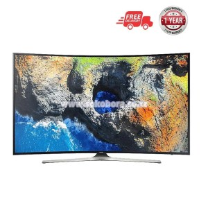 Samsung-Curved-Smart-LED-TV-55 ''