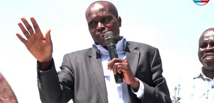 Baringo Central MP Warns Magoha, Threatens to Start an Impeachment Process