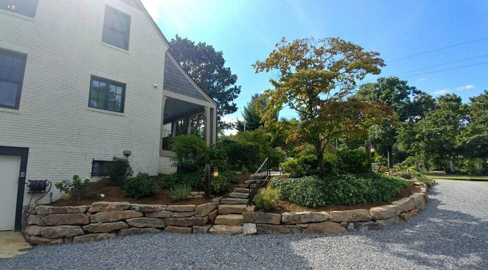 Sokol Landscaping Asheville North Carolina