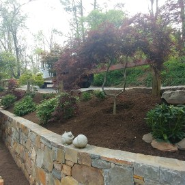 Retaining Wall Asheville