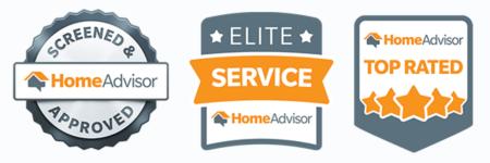 Home Advisor Landscaping Awards