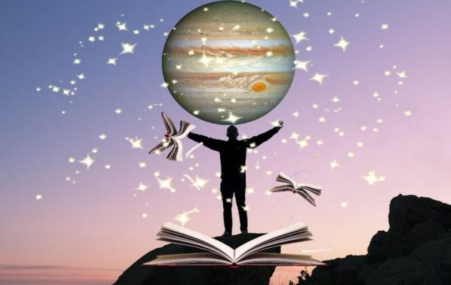Юпитер в Стрельце увеличивает удачу и лишний вес