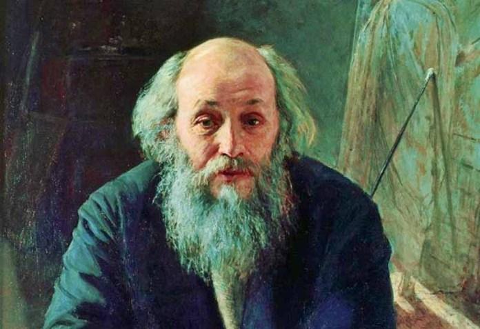 Русский художник Николай Николаевич Ге (1831-1894)
