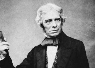 Майкл Фарадей (1791-1867)
