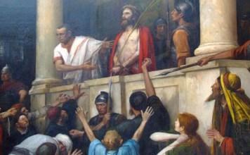 Понтий Пилат и Иисус Христос