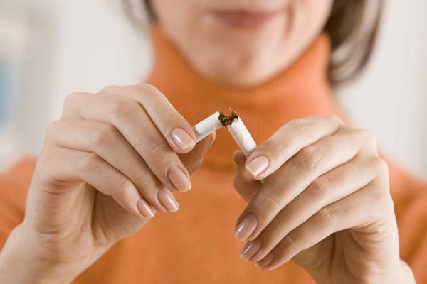 Пост и молитва против курения