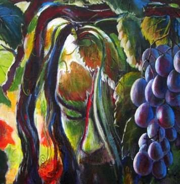 Я есмь виноградная Лоза