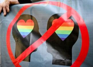 Гей-пропаганда среди учащихся в Латвии