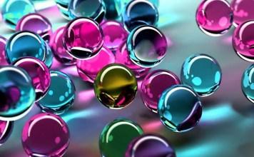 Тысяча стеклянных шариков